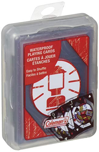 Coleman 2000016541 Cards Playing Waterproof