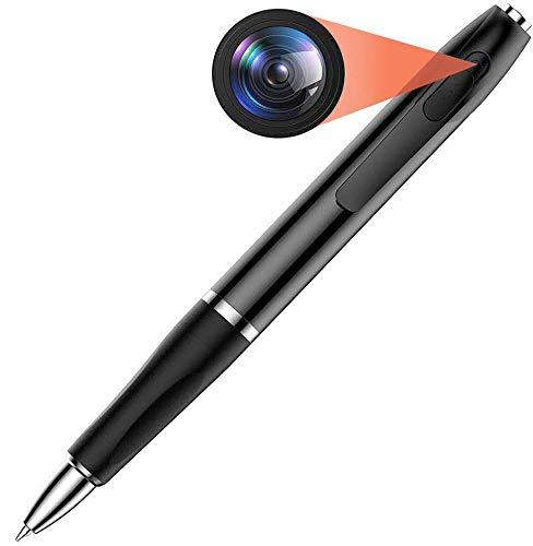 TECHNOVIEW USB Full HD 4K Pen Camera 1080P Recording Video and Audion Recording, Slim Body Camera Mini HD Video Recorder…