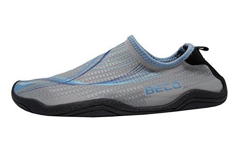 Aquaschuhe Wasserschuhe Trocknend Badeschuhe Schuhe Surfschuhe Herren Schwimmschuhe Barfuß blau Strandschuhe Damen und Beco Schnell ARwqaq