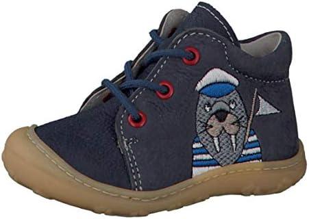 Jungen Stiefel Wally 1221800, Kinder Boots,Schnür-Stiefel