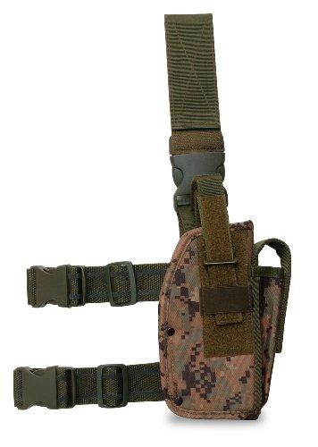 TAC Force Uni-Tac Thigh Holster, Digital (Tac Thigh Holster)