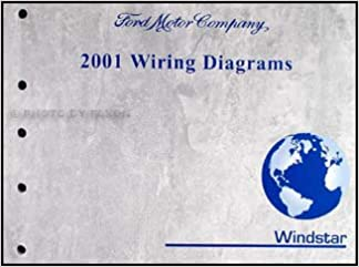 2001 ford windstar wiring diagram manual original: ford: amazon com: books