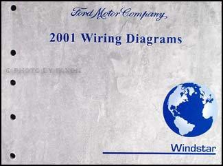 [ANLQ_8698]  2001 Ford Windstar Wiring Diagram Manual Original: Ford: Amazon.com: Books | Ford Windstar Wiring Diagram |  | Amazon.com