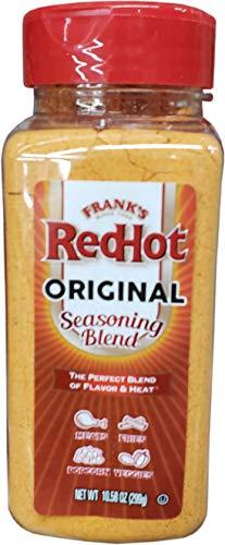 - Frank's Red Hot Original Seasoning, 10.58 oz