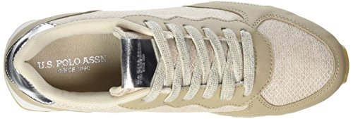 U.S.POLO ASSN. Damen Twila Sneaker Beige (Light Beige)