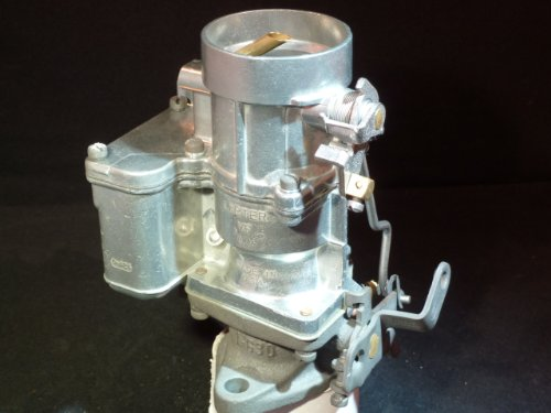 single barrel carburetor - 7