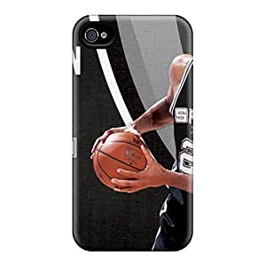 Dana Lindsey Mendez RvuAYvo6252HFgks Protective Case For Iphone 4/4s(san Antonio Spurs)