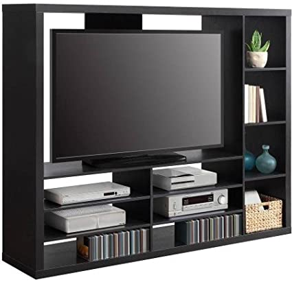 storage cubes are not included Mainstays Entertainment Center for TVs up to 55