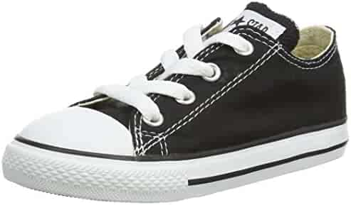 Converse Chuck Taylor All Star Ox Women US 6 Black Sneakers