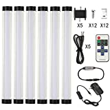 LXG Dimmable LED Under Cabinet Lighting,18W 5000K Daylight 1600LM,...