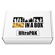 PG Music Band-in-a-Box 2018 ULTRAPAK [Win USB Hard Drive]