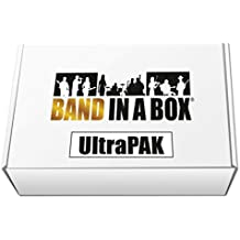 Band-in-a-Box 2018 UltraPAK [Win USB Hard Drive] - Create your own backing tracks