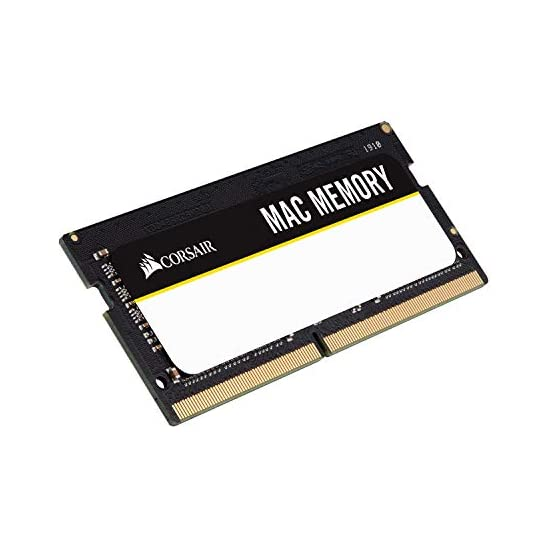 Corsair Apple Certified 16GB (2x8GB) DDR3 1333 MHz PC3 10666 Laptop Memory (CMSA16GX3M2A1333C9) 41qy