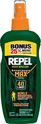 Repel Insect Repellent Sportsmen Max Formula Spray Pump 40%