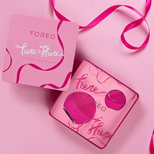 FOREO Here & There Skincare set