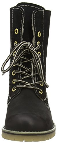 Tamaris 26443 Damen Combat Boots Schwarz (Black 001)