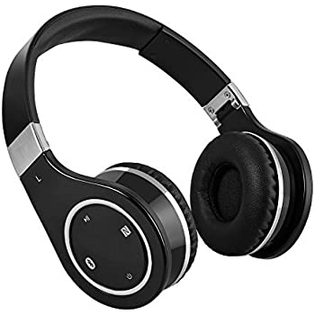 Amazon.com: Bluetooth Headphones, Mixcder 872 On-ear ...
