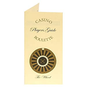 Roulette Players Guide Pack of 20 by Roulette Players Guide Pack of 20