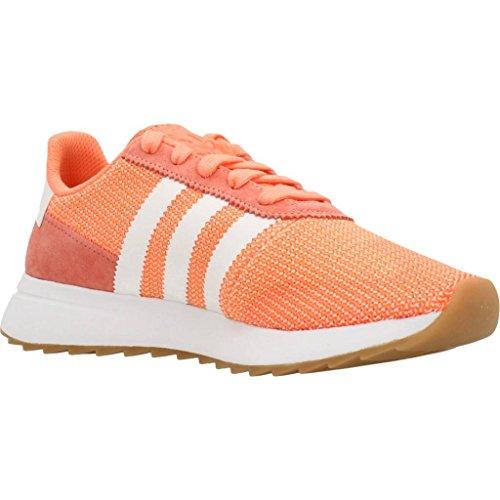 Adidas Flb Runner Sneaker Ladies Coral / White