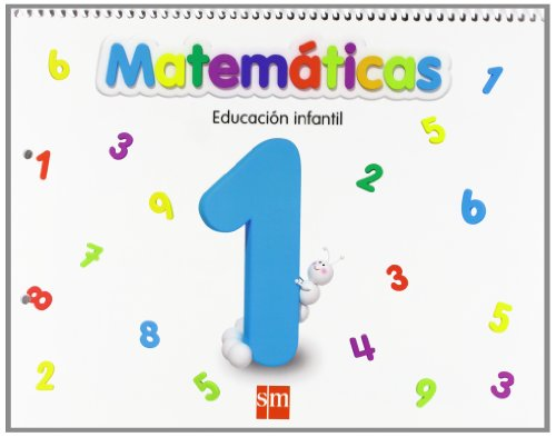 Matemáticas 1. Educación Infantil