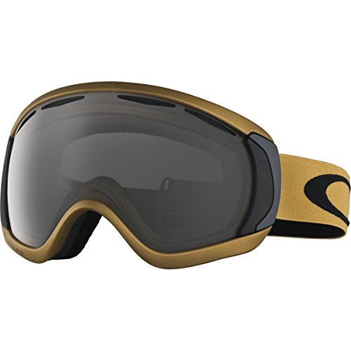 Oakley OO7047-33 Canopy Eyewear, Copper Black, Dark Grey - Black Oakleys Gold And