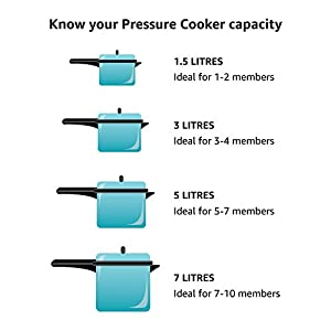 T-fal P2510737 Stainless Steel Dishwasher Safe PFOA Free Pressure Cooker Cookware