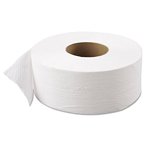 Atlas Paper Mills Green Heritage Jumbo Junior Roll Toilet Tissue, 2-Ply, 9