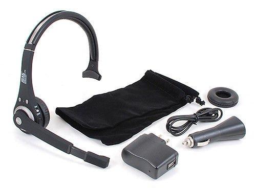Motor Trend MT-5000 Noise Canceling Trucker Bluetooth Headset! New! NICE!