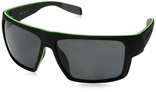 Native Eyewear Eldo Sunglass, Matte Black/Lime/Dark ()