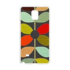 Creative Grain Leaves Fahionable And Popular Back Case Cover For Samsung Galaxy Note4