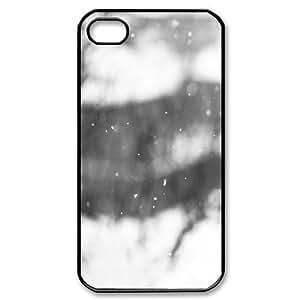 IPhone 4/4s Case Life Snow, - [Black] Sexyass