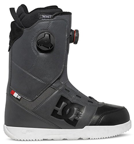 DC Men's Control Snowboard Boot, Dark Shadow, 10D