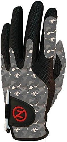 Zero Friction Performance Men s Golf Glove, Left Hand, Night Camo
