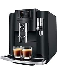 Jura E8 Automatic Coffee Machine 15270, Piano Black