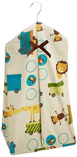 Bedtime Originals Diaper Stacker, Choo (Diaper Stacker)