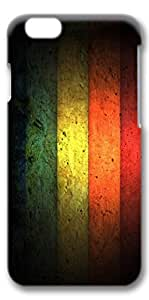 iPhone 6 Case, Custom Design Covers for iPhone 6 3D PC Case - Colorful Concrete by lolosakes