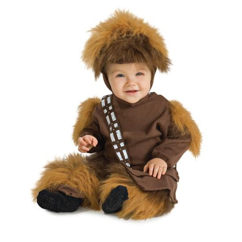 Rubie's Costume of Chewbacca a Star Wars favorite