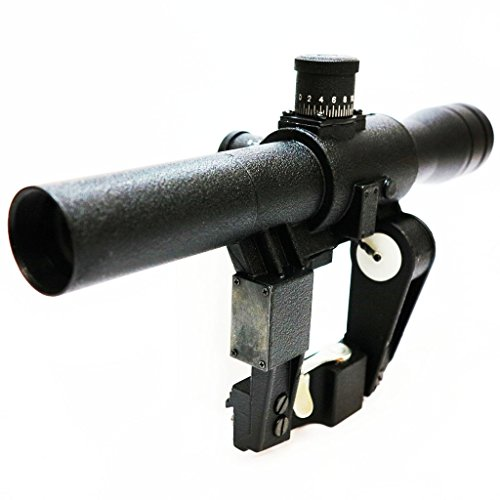 Airsoft Shooting Gear 4x26 Red Illuminated Scope For VSS Series Airsoft Rifle SEAF45 by Airsoft Shopping Mall