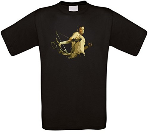 Daryl Dixon Merle Dixon T-Shirt