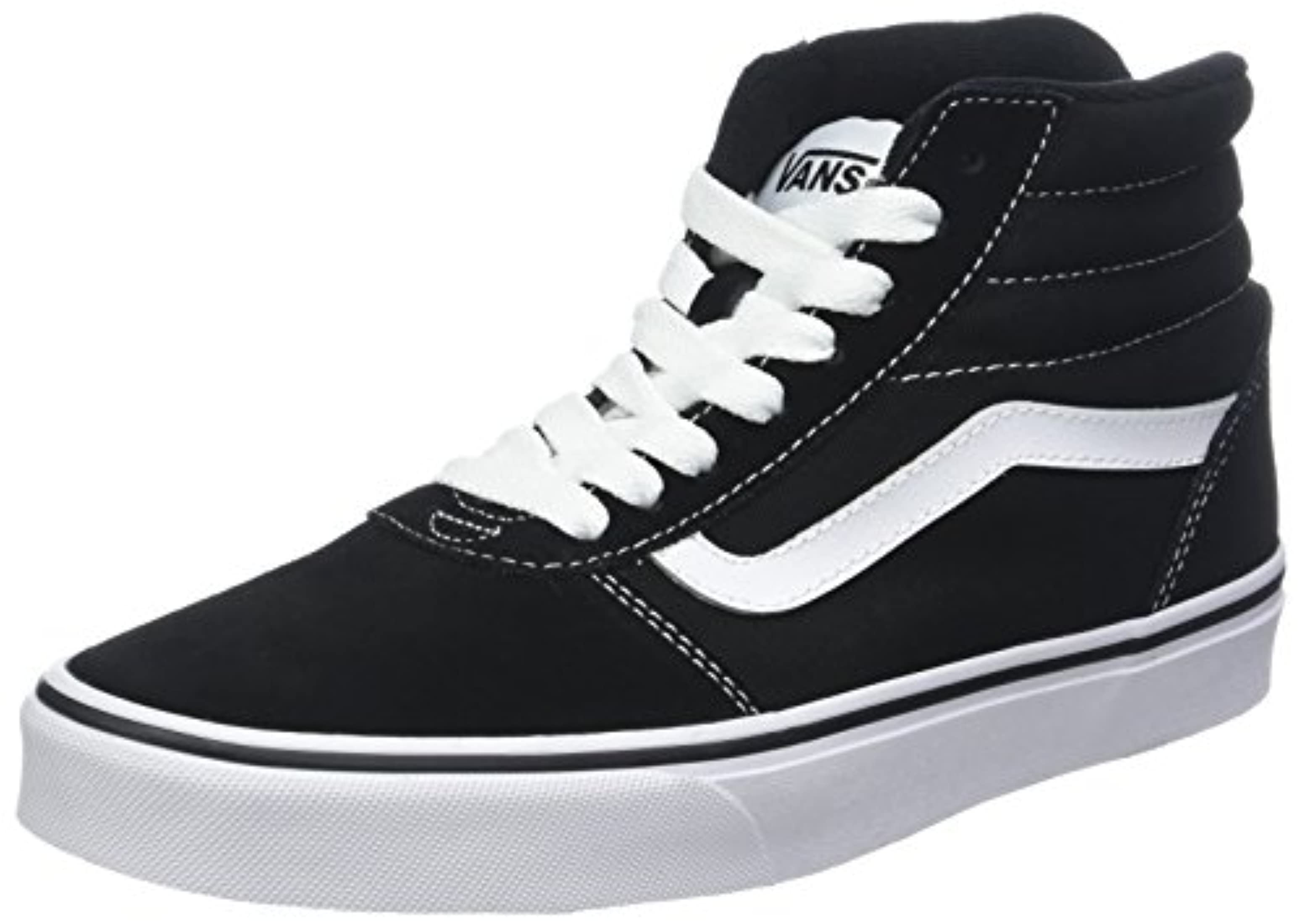 Vans Men  s Ward Hi Top Trainers a946c0cf7