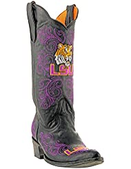 Gameday Boots NCAA LSU Tigers Women's 13-Inch