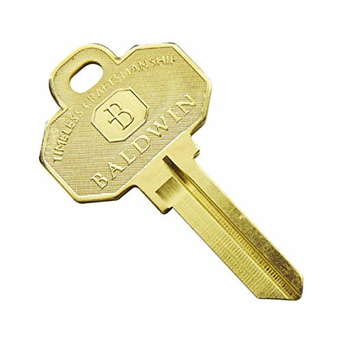 Baldwin Key Blank by Kwikset ()