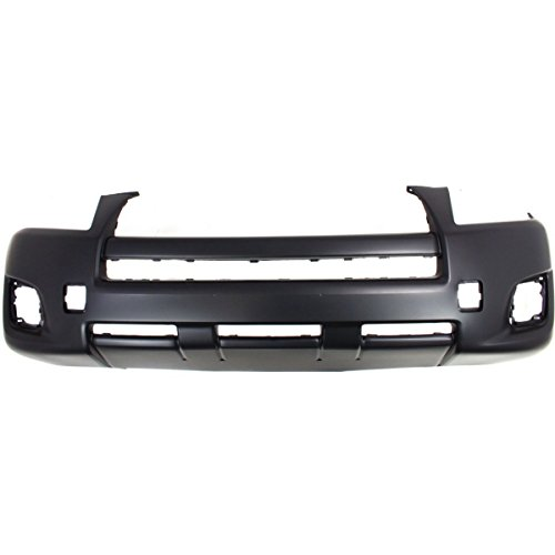 OE Replacement Toyota RAV4 Front Bumper Cover (Partslink Number TO1000349)