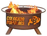 Cheap Patina Products F223, 30 Inch University of Colorado Fire Pit