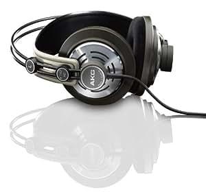 AKG K142 HD - Auriculares de diadema abiertos, plateado