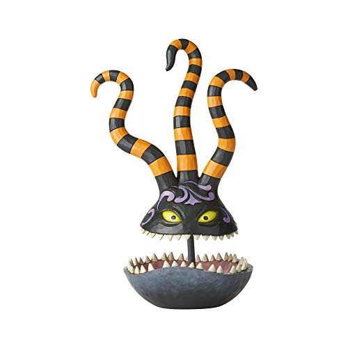 (Enesco Jim Shore Disney Traditions The Nightmare Before Christmas Harlequin Demon Trinket Dish )