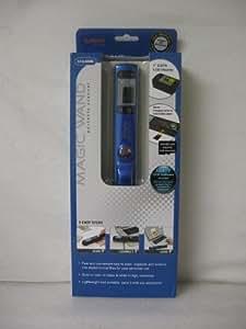 "VuPoint Magic Wand PDS-ST440BU-VP Portable Scanner w/1.0"" LCD Display & microSDHC Slot (Blue)"