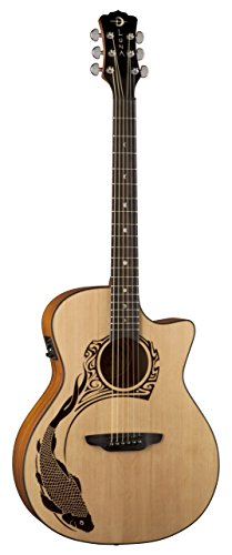 Luna OCL KOI2 Oracle Koi Next Generation Acoustic-Electric Guitar with Preamp