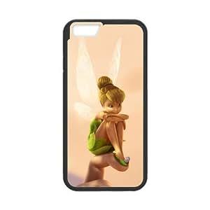 Tinker Bell Miss Bell Sitting On Finger Custom Case for iPhone 6 4.7
