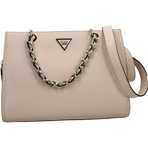 Shoppers Shoulder Bags Beige Model Women Guess Bags Beige And Satchel For Woman Shoulder Sawyer Beige Brand Shoppers For And Guess vnAPxwPq
